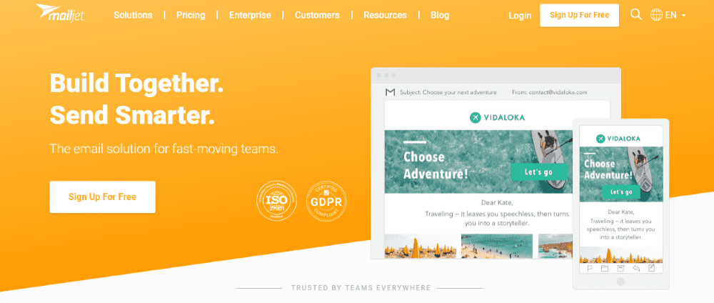 Email Marketing Tools: Best N Services for Marketers in 2021 №10