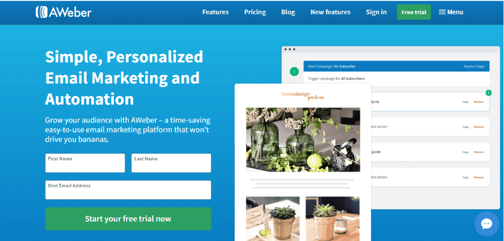 Email Marketing Tools: Best N Services for Marketers in 2021 №5