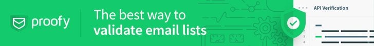 The best way to validate email lists