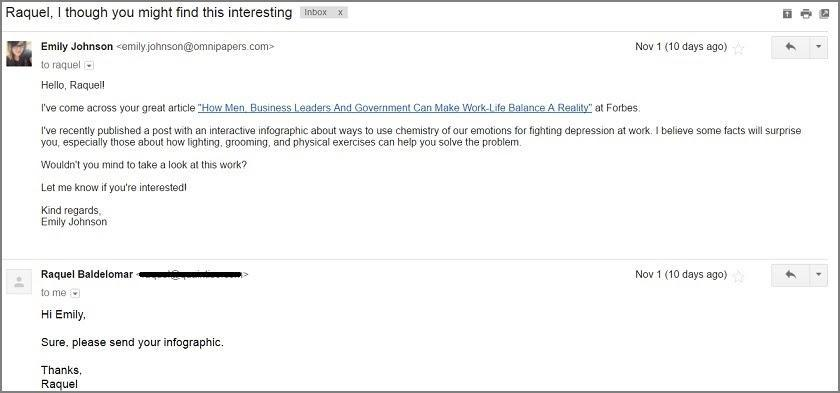 Effective Email Outreach: How to Get More Replies - Image №1