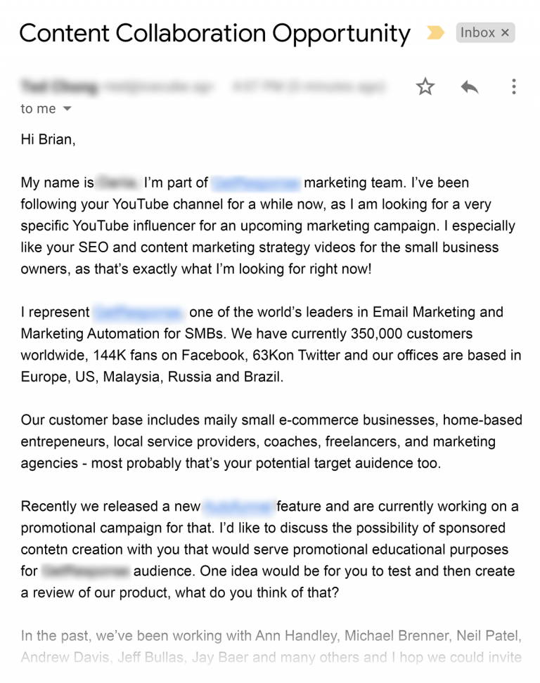 Effective Email Outreach: How to Get More Replies - Image №3
